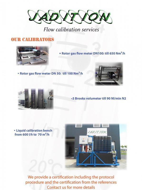Calibration service
